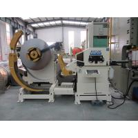 Buy cheap Stamping Automation Metal Sheet Straightening Machine Hardware Auto Parts from wholesalers