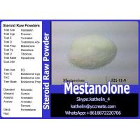 Cheap Health And Fitness Steroid Raw Powder Mestanolone / Methylandrostanolone CAS No 521-11-9 for sale