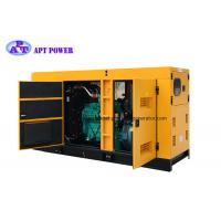 Buy cheap Heavy Duty Cummins Super Silent 200 kVA Diesel Generator with Stamford from wholesalers