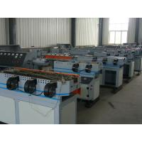 Single Wall Corrugated Plastic Corrugated Pipe Extruding  Machine With Large Diameter Manufactures