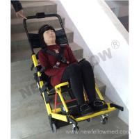 Cheap Chair Stretcher for old people , Electric Climbing Chair , Electric Evacuation Chair for sale