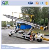 Stable Airplane Conveyor Belt Ground Support Equipment Working Pressure16 Mpa