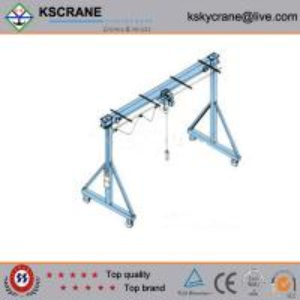 Cheap Best Design Simple Gantry Crane Structure for sale