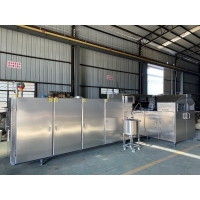 Cheap 3.37kw 8kg/H Natural Gas Waffle Cone Making Machine for sale
