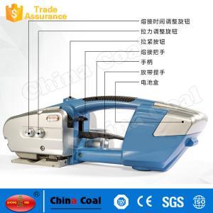 Cheap Portable Plastic Strapping Machine Handheld Battery Powered Plastic Strapping Machine for sale