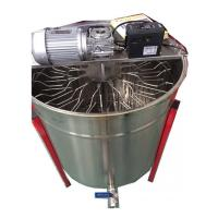 Buy cheap 48 Frames Electrical Stainless Steel Honey Extractor , Easy To Operate from wholesalers