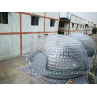 Cheap Clear Inflatable Bubble Tent for outdoor event for sale