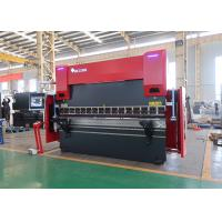 Cheap 8 Axis CNC Press Brake Machine 220 Ton 3100mm with Wila Hydraulic Clamping for sale