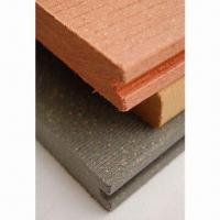 China Wooden Polymer Composite, for Outdoor Decking, Eco-friendly on sale