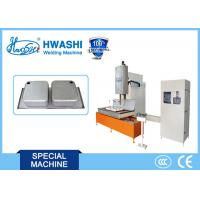 Buy cheap Kitchen Sink Automatic Welding Machine / Equipment from wholesalers