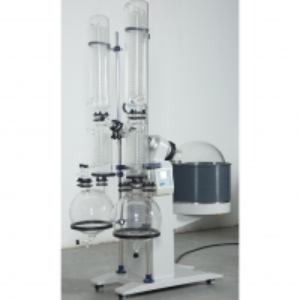 Cheap Industrial Hemp Seperator Extraction Evaporator Set Ethyl Alcohol Hemp Oil Rotation Rotovap Distillation for sale