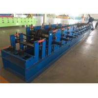 Cheap C Z Purlin Roll Forming Machine Raw Material Thickness 2-3mm , 11kw Power for sale