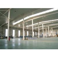 Cheap Stable Structural Steel Frame Construction Prefabricated Warehouse Buildings for sale