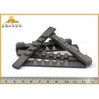 Buy cheap High Efficiency Tungsten Carbide Cutting Tools , Impact Wear - Resistant from wholesalers