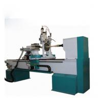 Cheap Heavy Duty Automatic Woodworking Machine For Turning Wood , Automatic Wood Lathe Machine for sale