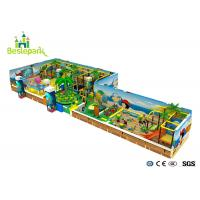 Cheap Commercial Center Children'S Swing Set Customized Size Eco - Friendly for sale