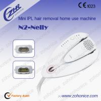 Cheap Professional Portable IPL Hair Removal Machines For Home Use With 10,0000 Flash for sale