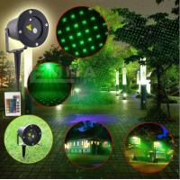 Cheap Outdoor green laser projectors/Landscape lighting/christmas decoration light for sale