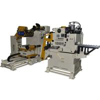 Cheap Hard Alloy Stamping Cubic Hydraulic Press NC Leveller Feeder / Pipe Polishing Machine for sale
