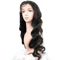 Cheap Brazilian Human Hair Lace Front Wigs Body Wave Full 150% Density for sale