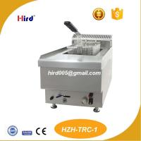 Cheap CE Commercial gas deep fryer Gas fryer for sale professional catering equipment china manufacture HZH-TRC-1 for sale