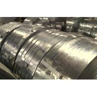 Buy cheap 0.15mm-3.8mm Chromated DX51 Hot Dip Galvanized Steel Strip from wholesalers