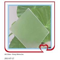 Cheap Electronic 4mm AG Glass / Smartphone Touch Screen Glass 1925mm * 1115mm for sale