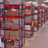 Cheap Heavy duty automatic metal steel warehouse rack pallet racking system for sale