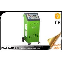Cheap Semi Automatic Refrigerant Recovery Recycle Evacuation And Recharge Machine For Car for sale