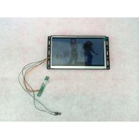 Cheap 7 Inch Black 50 / 60HZ Rechargeable Digital Photo Frame With FCC / PSE for sale