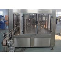 Cheap Rotary Carbonated Drink Filling Machine Filling Production Line 5000 BPH for sale
