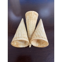Cheap Stainless Steel PLC 10kg/H Ice Cream Cone Machine for sale