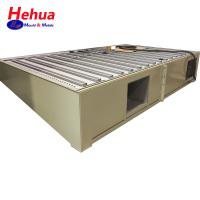 Cheap Metal Sheet Structural Aluminium Steel Parts , Laser Cutting Components Square Tube for sale