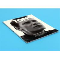 Cheap A4 Magazine Printing Services CMYK Color  Magazine Printing , Fashion Magazine for sale