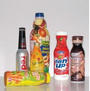 Cheap Heat Sensitive PVC / PET / PLA / OPS film Shrink Label for FOOD & Beverage for sale
