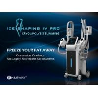 Cheap 2019 New technology bearty equipment 3 cryo handles lipo cryotherapy for sale