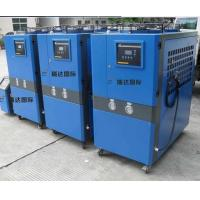 Cheap Stand Alone Water Cooled Industrial Chiller , Computer Controlled Air Cooled Water Chiller for sale