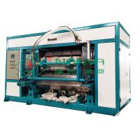 Cheap Paper Egg Tray Manufacturing Machine with Heating Oven High Speed 4000PCS / H for sale