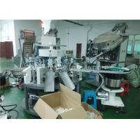 Silicone Valve Caps Automation Assembly Line Equipment 15mm - 34mm Diameter