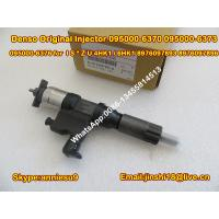 Denso Original Common Rail Fuel Injector 095000-6370 095000-6373 095000-6376 for ISUZU 4HK