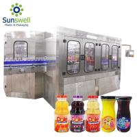 Cheap Durable Fully Automatic Aseptic Juice Filling Machine With Long Service Life for sale