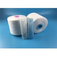 Eco-Friendly Feature and Spun Yarn Type 100% Pure Spun Polyester Yarn Manufactures