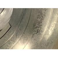 Cheap Custom 508mm Dry or Oiled SGCE DDQ Hot Dip Galvanized Steel Strip for sale
