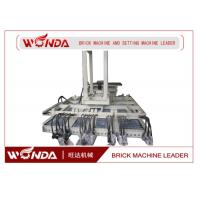 Data Parameter Setting Hollow Block Machine 15KW Medium Scale Smooth Operation