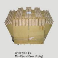 Cheap 210s MIX cake fireworks (display) for sale