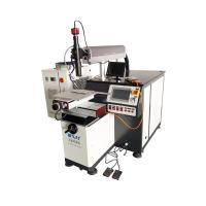Buy cheap Micro Fiber Laser Welding Machine , Battery / Laser Beam Welding Machine / from wholesalers