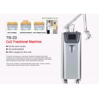 Buy cheap Glass / RF / Metal Tube Co2 Fractional Laser Machine For Acne Scar / Tattoo from wholesalers