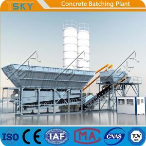 Cheap PLD2400 Aggregate Batcher 90m3/H Ready Mix Concrete Plant for sale