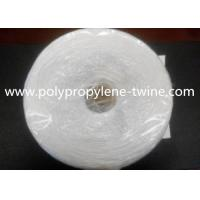 Cheap Colorful Soft Polytwine Round Baler Twine High Tenacity 4000D - 15000D Denier for sale