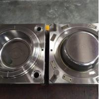 Cheap Durable Custom Injection Molding Plastic Injection Molds For Differernt Size Plastic Basin for sale
